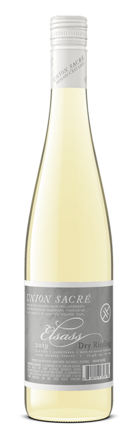 2019 Elsass, Dry Riesling