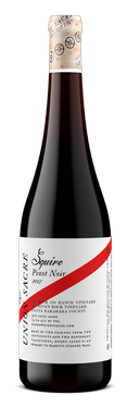 2017 Squire, Pinot Noir