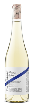 2018 Fraulein, Dry Riesling, Reserve