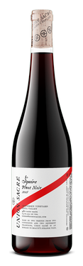2018 Squire, Pinot Noir